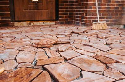 Why Hire a Stamped Concrete Patio or Walkway Company?